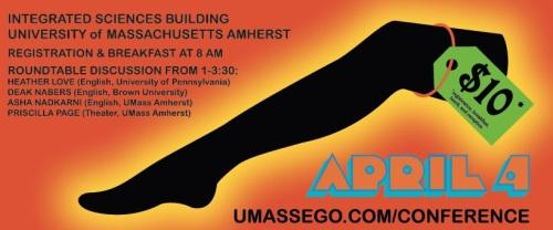 UMass EGO 2015 Conference